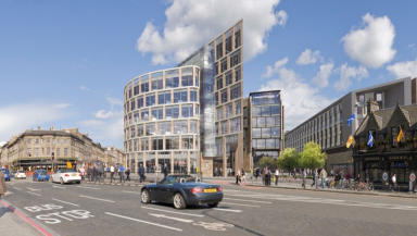 £200m development at Haymarket