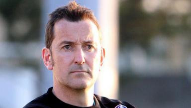 Per Joar Hansen, manager of Rosenborg BK, Creative Commons, 2011.