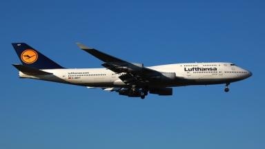 Lufthansa announce more flights between glasgow and germany for Lufthansa direct flights to germany