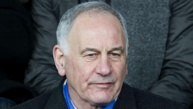 Charles Green, Rangers CEO, March 2013.