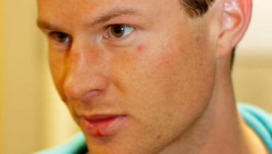 Petter Vaagan Moen, ex-QPR, now Lillestrom in Norway. Creative Commons