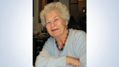 Mary McNeill, 76, died in a collision with a  Fife Council van in Dalgety Bay on May 23, 2013.