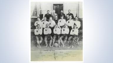 Celtic in 1880s