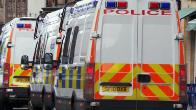 Generic Police vans QUALITY