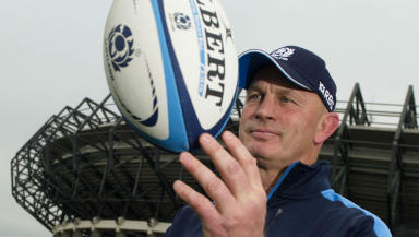 Vern Cotter, Scotland coach, May 2013.