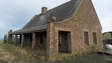 Inverbervie Bunker