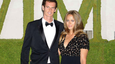 Andy Murray: wife Kim expecting third child.