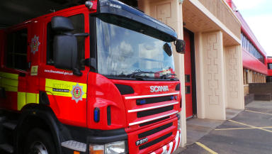 Fire: Care home residents rehoused after fire.