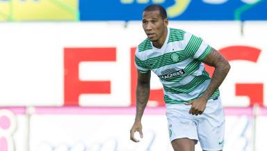Celtic defender Kelvin Wilson