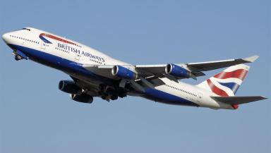 Boeing 747: Jumbo jets weigh around 300 tonnes each.