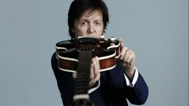 Donation: McCartney's gesture was described as 'amazing' (file pic).