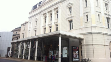 Lyceum theatre: Dropped plans to use live rabbit.