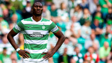 Amido Balde in action for Celtic