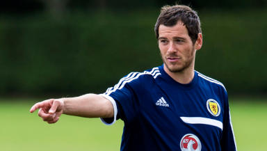 Gordon Greer: The defender has 11 Scotland caps.