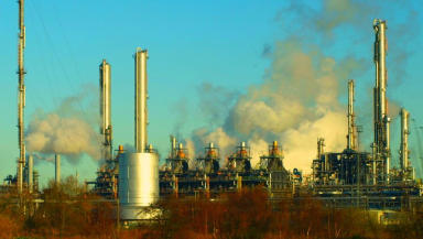 Grangemouth refinery creative commons x flickr