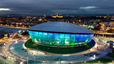SSE Hydro: MacLennan was convicted of assault.