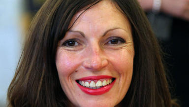 Cara Hilton, Labour MSP for Dunfermline.