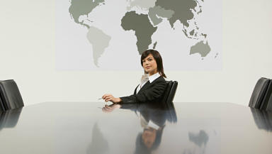 CC licensed generic image of businesswoman business woman QUALITY