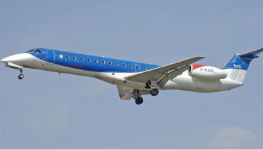BMI Regional plane from Wiki Commons