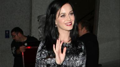 Katy Perry inspired by Sweden