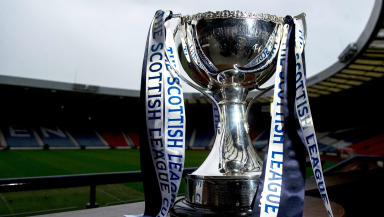 Scottish League Cup in 2013.