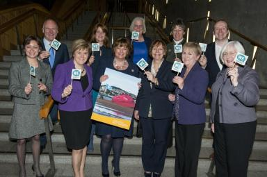 MSPs supporting Dundee City of Culture bid