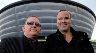 Award: Ford Kiernan and Greg Hemphill at The Hydro