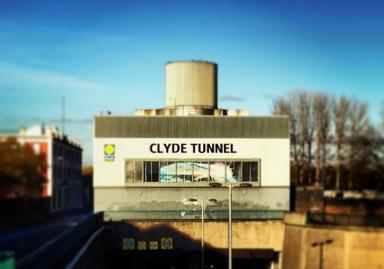 Tunnel: Route will be open as usual on Friday (file pic).
