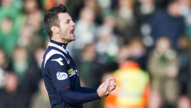 Ivan Sproule, Ross County, November 2013.