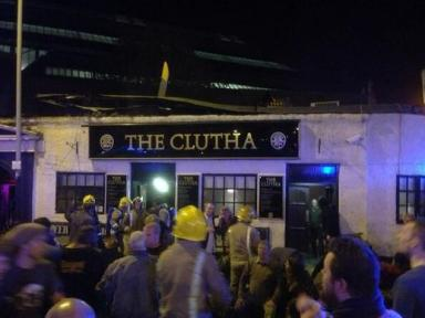 Clutha: Ten people died in tragedy.