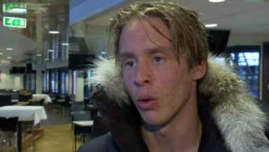 Stromgodset and Norway midfielder Stefan Johansen.