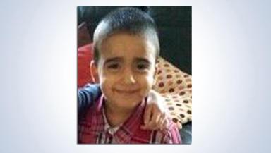 Mikaeel Kular Missing Edinburgh child January 2014 Police Scotland collect
