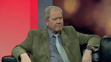 Jim Sillars on Scotland Tonight