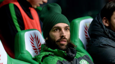 Georgios Samaras in January 2014.