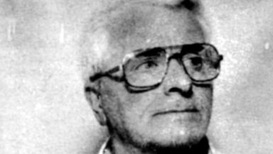 Alexander Gartshore Black and White implicated in Moira Anderson murder. Archive image no frame