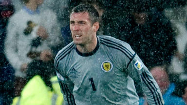 Allan McGregor: Decision 'extremely hard to make' (file pic).