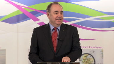 Alex Salmond speech on SNP commitment to keep the pound in an independent Scotland, February 17 2014
