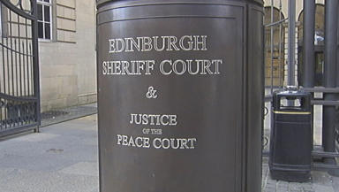 Edinburgh Sheriff Court: Delacruz was jailed for three years.