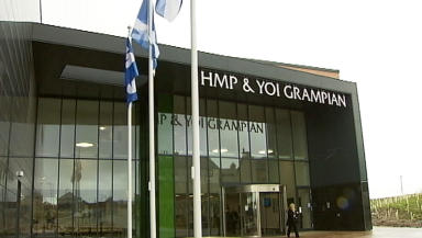 HMP and YOI Grampian prison Peterhead Aberdeenshire scottish prison service