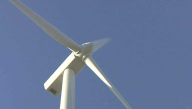 Renewable energy: First Minister says 100% of power by 2025 will be green.