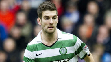 Celtic defender Charlie Mulgrew.