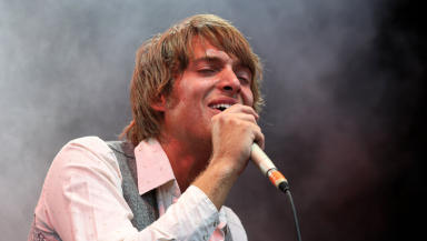 Music: Paolo Nutini will headline Paisley's Spree festival later this month.