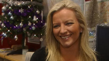 Split: Michelle Mone and her husband are to separate.
