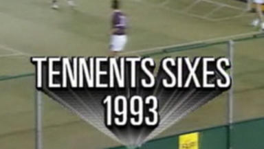Tennent's Sixes 1993 pt 2