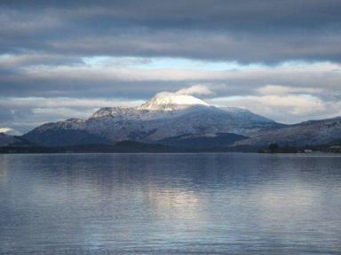 Ben Lomond: Freezing temperatures and winds of up to 80mph forecast.