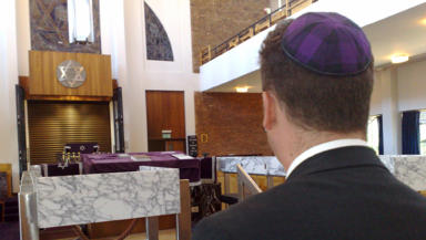 Hate crimes: The Jewish community has suffered a rise in anti-Semitism.