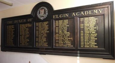 Old School: Elgin Academy has long and proud history.