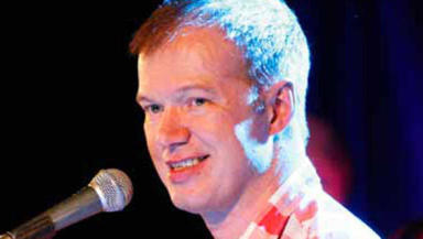 University: Edwyn Collins had a global hit with A Girl Like You.