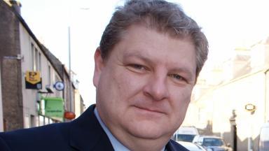 Angus Robertson, MP for Moray