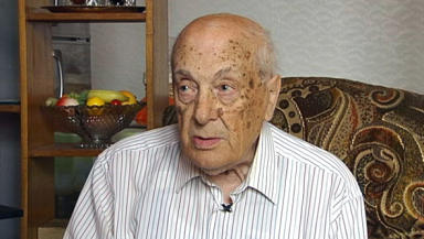 Survivor: Rando Bertoia, the last surviving Scots Italian who was on the Arandora Star